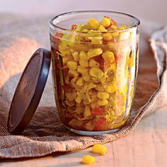 Sweet Corn Relish - Summer Side Dishes - Cooking Light