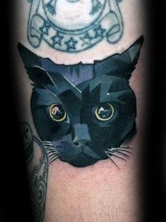 Top 63 Cat Tattoo Ideas Inspiration Guide] - 70 Cat Tattoo Ideas For Men – Feline Designs - Black Cat Tattoos, Bull Tattoos, Kitten Tattoo, Tattoo Minimaliste, Cute Cat Memes, Cat Movie, Make Tattoo, Cat Wallpaper, Nature Tattoos