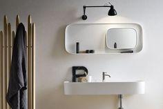 Specchi da parete | Specchi per bagno | Fonte Specchiera | Rexa. Check it out on Architonic