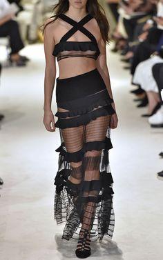 Sonia Rykiel Spring/Summer 2015 Trunkshow Look 40 on Moda Operandi