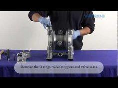 YAMADA® NDP-25BA Repair Video