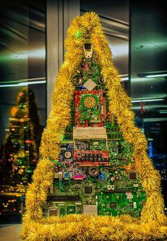 Kreativen Weihnachtsbaum Selber Basteln