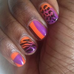 Love these nails by nailsbydesreen. Tag yours with #SephoraNailspotting for the chance to be featured! #Sephora
