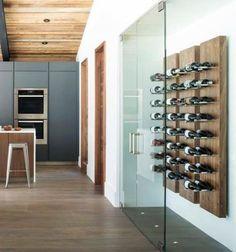 Amateur de vin? Voici les 10 plus beaux celliers... ouf, c'est CHIC! - Les Maisons