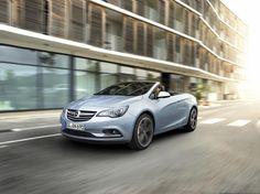 Автофория: Opel Cascada получает новый 2.0-литровый дизельный...