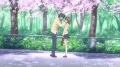 Pretty much the sweetest scene in the entire show.... | Tomoya and Nagisa hug part 4 | Clannad