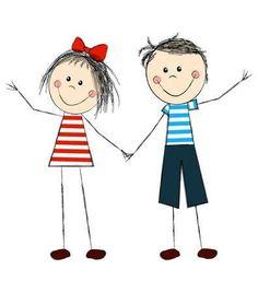 Art Drawings For Kids, Pencil Art Drawings, Doodle Drawings, Drawing For Kids, Cartoon Drawings, Easy Drawings, Doodle Art, Art For Kids, Stick Figure Drawing
