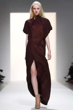 Chalayan Ready To Wear Fall Winter 2014 Paris. love this