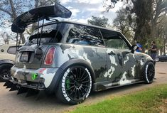 SneedSpeed Mini and Race Wing – North American Motoring SneedSpeed ​​Mini und Race Wing – North American Motoring Mini Cooper S R53, Mini Cooper Tuning, Mini Cooper Custom, Mini Cooper Sport, Mini Cooper Classic, Mini Cooper Clubman, Mini Coopers, Liberty Walk, American Motors