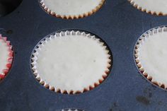 Bakery Style Vanilla Muffins Recipe - Yummy Tummy Bakery Style Muffin Recipe, Vanilla Muffin Recipe, Cupcake Cases, Vanilla Essence, Melted Butter, Muffin Recipes, Muffins, Ice Cream, Baking