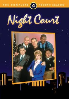 Created by Reinhold Weege.  With Harry Anderson, John Larroquette, Richard Moll, Charles Robinson. An eccentric fun-loving judge presides over an urban night court and all the silliness going on there.