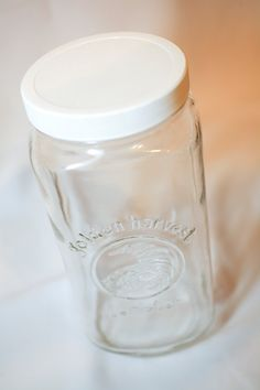 Golden Harvest Canister by Bullabags on Etsy, $7.00