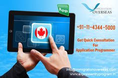 Get more information for Canada Immigration Express Entry by Immigration Overseas