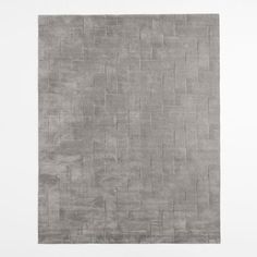 angled basketweave platinum | west elm