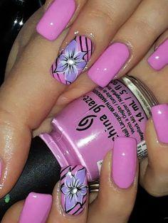 awesome Nails Arts Ideas...