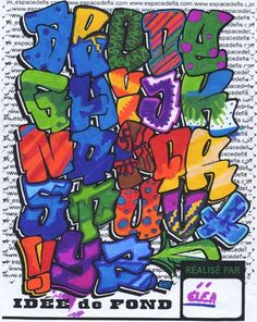 Graffiti Alphabet,Graffiti Letters A-Z,Graffiti  http://paddysgraffiti.blogspot.com