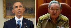 Casa Branca está aberta a visita de Raúl Castro aos EUA