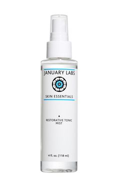 January Labs Restorative Tonic Mist. Free samples in every order. Free shipping over $50. An alcohol-free toner that minimizes the appearance of pores and prevents breakouts. Designed to tone, rehydrate, and balance all skin types.