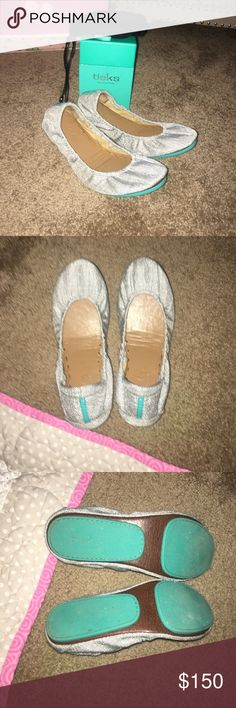 Sold on mercari Not for sale please Do not buy. Will change status once offers are cleared. Thanks Tieks Shoes Flats & Loafers