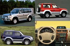 Toyota Land Cruiser Prado J90 (1996-2002) Lexus Gx470, Toyota Land Cruiser Prado, Best 4x4, Flying Car, Trd, Car Brands, Cars And Motorcycles, Chevy, Toyota Venza