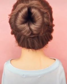 15 Seconds To Get Pretty and Easy Bridal Updos for Long Hair. Are You Ready To Try?View the link below to get more Quick Easy Pretty Updos Tutorials! Easy Hairstyles For Long Hair, Cute Hairstyles, Braided Hairstyles, Wedding Hairstyles, Amazing Hairstyles, Hairstyle For Kids, Easy Elegant Hairstyles, Messy Bun For Short Hair, Ballet Hairstyles