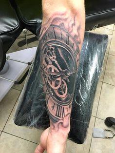 Mejores 27 im genes de clock tattoo images en pinterest for 42 tattoo mansfield ohio