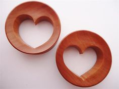 Red Heart Saba Wood Plugs
