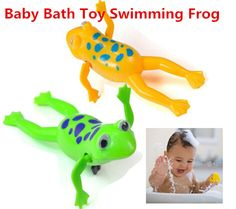 Funny Baby Kids Bath Toy Clockwork Wind Up Plastic Swimming Frog Battery Operated Pool Bath for Kids & Baby lq new #>=#>=#>=#>=#> Click on the pin to check out discount price, color, size, shipping, etc. Save and like it!