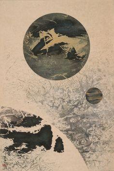 ARTIST: LIU KUO-SUNG (China) - Gallery: Galerie du Monde  via: #ArtBasel ● Art Basel 2017: Mar 23 – 25, 2017 Hong Kong Convention & Exhibition Centre. #Yellowmenace #AsianArt #ArtBaselHK #ContemporaryArt #painting