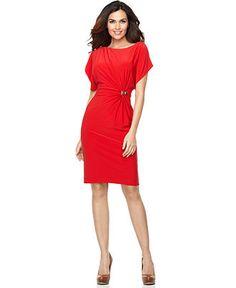 AK Anne Klein Dress at Macy's, $89