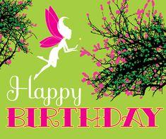 Free Printables: Enchanted Fairy Birthday