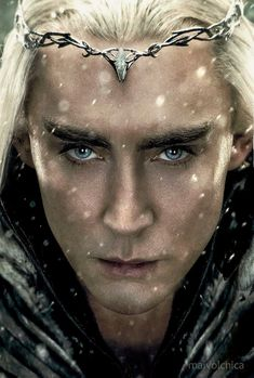 "maivolchica:  ""forgive, but I couldn't but correct X  ""  Oh God, Thranduil; you're mesmerizing!"