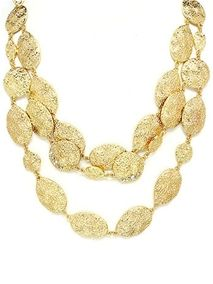 bridesmaids, pebbl necklac, style, gold jewelri, accessori, outfit, chunky gold necklace, necklaces, gold jewelry