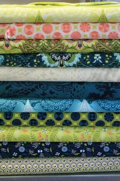 Prince Charming by Tula Pink for Free Spirit Fat by Quiltbarnidaho, $32.45