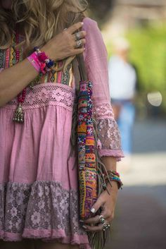 hippie chic style - The latest in Bohemian Fashion! These literally go viral!