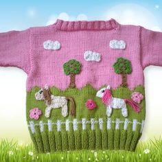 Knitting Patterns Free Sweater Kids Fashion Outfits 20 Ideas For 2019 Animal Knitting Patterns, Baby Sweater Knitting Pattern, Knitted Jackets Women, Baby Coat, Embroidery Fashion, Knitting For Kids, Baby Sweaters, Crochet Baby, Kids Fashion