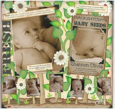 A Project by Candice Greenway from our Scrapbooking Gallery originally submitted at AM Scrapbook Supplies, Scrapbooking Layouts, Baby Scrapbook, Teddy Bear, Gallery, Children, Sweet, Cute, Babies