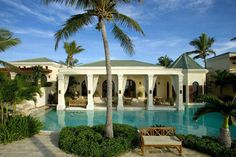 Indulging escape in Turks and Caicos…