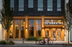 The LL Hawkins - New Apartment Building, Portland, OR