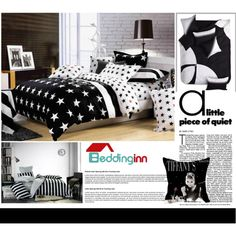 Beddinginn by soks on Polyvore featuring interior, interiors, interior design, home, home decor, interior decorating, polyvoreeditorial, ProjectDecorate and Beddinginn
