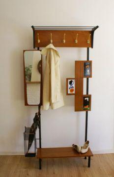 €84,50 richtprijs   ≥ Whoopie, een te gek retro / vintage garderobemeubel, kapstok - Woonaccessoires   Kapstokken - Marktplaats.nl