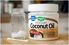 coconut oil is one of three remedies that are suggested on this site for fry noses in cold weather