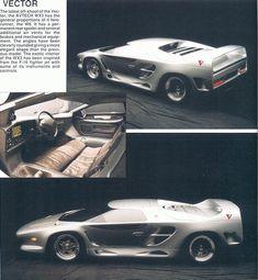 Vector WX3 (1993)