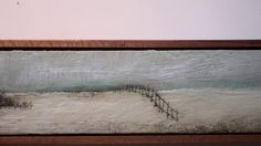 video about encaustic artist Susan Wallis' work