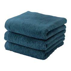 Buy the London Towel - Indigo - Bath Towel from Aquanova at AMARA.