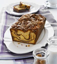 Cadbury Spiced Chocolate Ripple Loaf Recipe