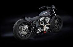 Wild Bunch Industries - Project 1 - Harley Davidson Shovelhead 1200 Tail
