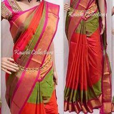 Handloom Saree, Silk Sarees, Elegant Saree, Sari, Blouse, Collection, Design, Fashion, Saree
