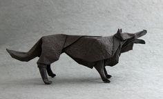 Wolf by Hideo Komatsu | Flickr - Photo Sharing!
