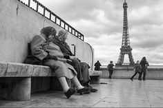 "Peter Turnley ""Eiffel"""